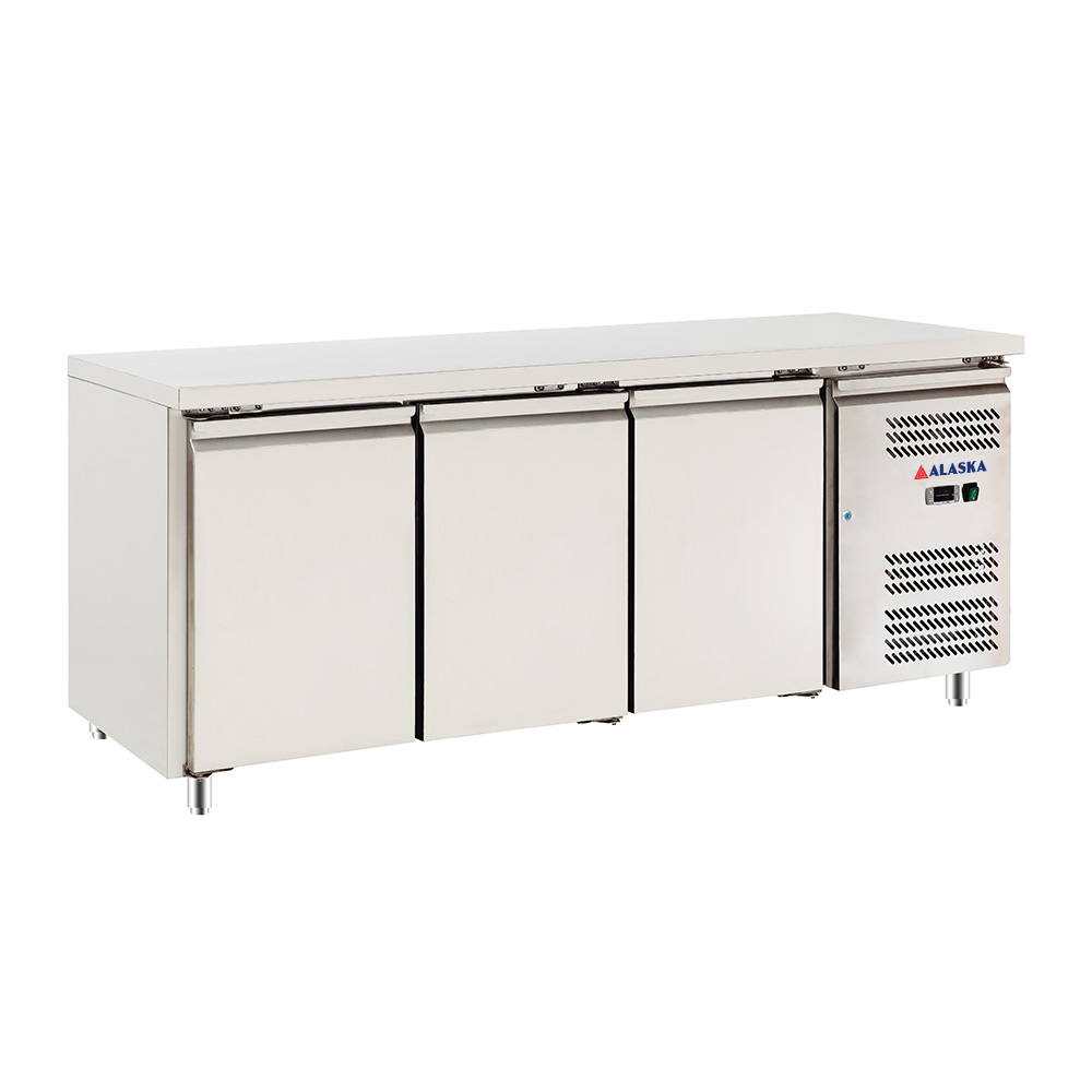 STAINLESS STEEL FREEZER T-18F